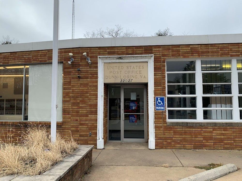 U.S. Post Office Near Merrifield Pediatric Dentistry